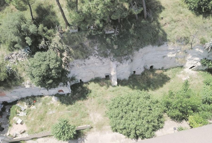 El parc inundable de la Cantereria redescobrirà les coves davall del riu El Periòdic d'Ontinyent - Noticies a Ontinyent