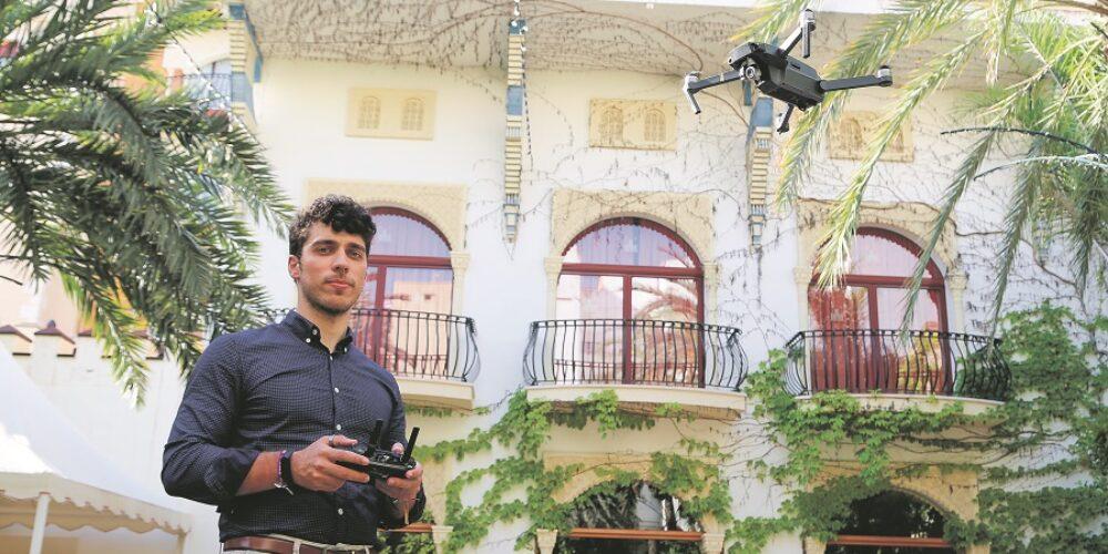 ODIN crearà a Ontinyent una escola de vol no tripulat