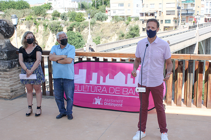Cultura de barri: 21 activitats, en 30 dies El Periòdic d'Ontinyent - Noticies a Ontinyent