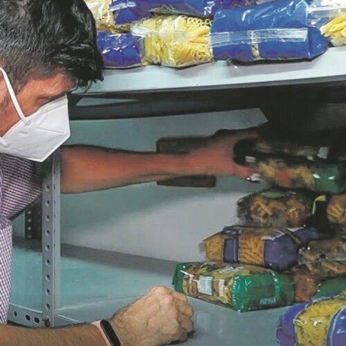 Càritas Ontinyent incrementa beneficiaris a 423 persones