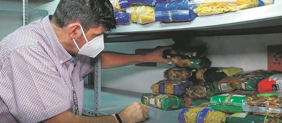 Càritas Ontinyent incrementa beneficiaris a 423 persones El Periòdic d'Ontinyent - Noticies a Ontinyent