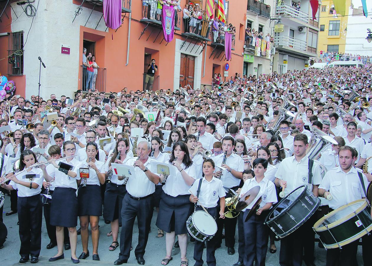 Ontinyent prepara un concert històric de música festera El Periòdic d'Ontinyent - Noticies a Ontinyent