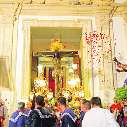 El Crist baixarà el dissabte 21 d'agost i recorrerà tota la ciutat