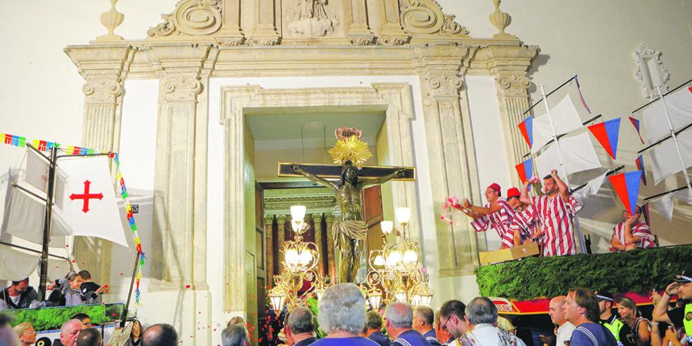 El Crist visitarà el Cementeri el diumenge 5 de setembre