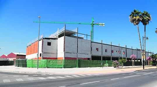 El nou centre eficient de Mercadona, a novembre El Periòdic d'Ontinyent - Noticies a Ontinyent