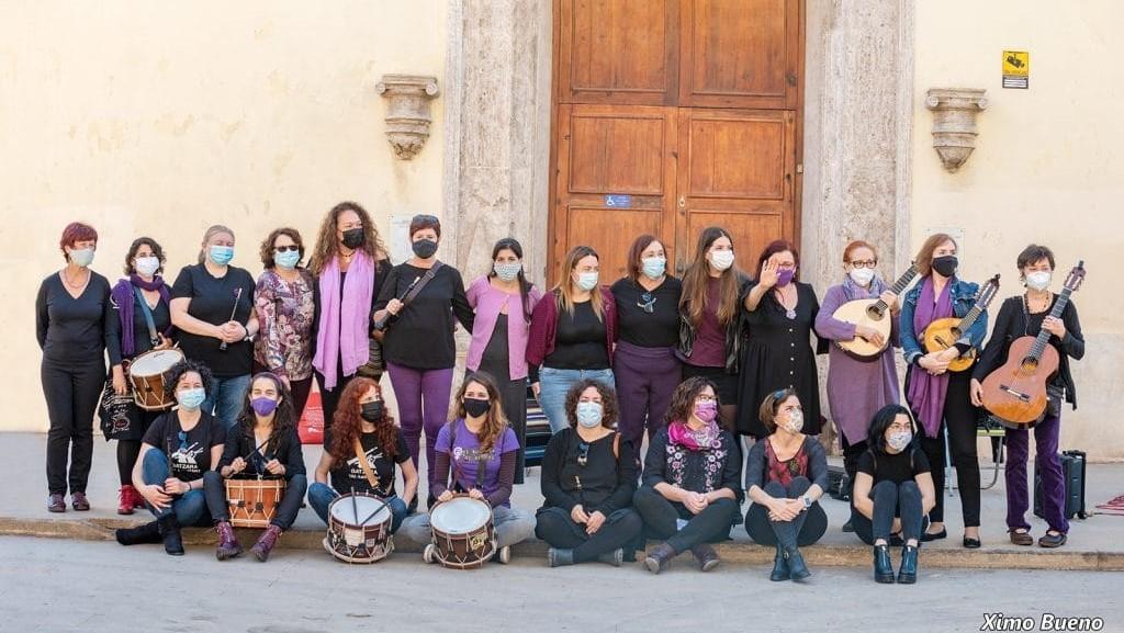 Visibilitzen a les 'cantaores' valencianes amb l'activitat 'Parint versos entre dones' El Periòdic d'Ontinyent - Noticies a Ontinyent