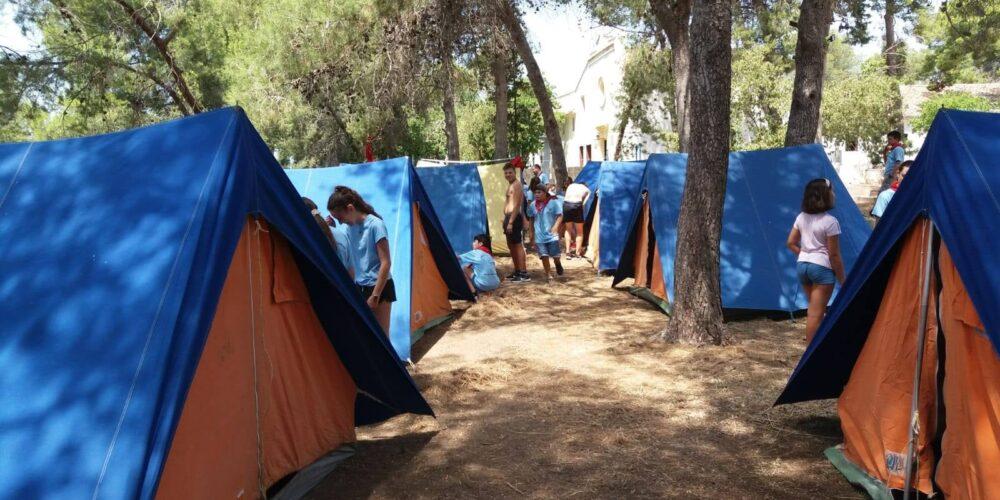 La incidència dibuixa un estiu sense campaments