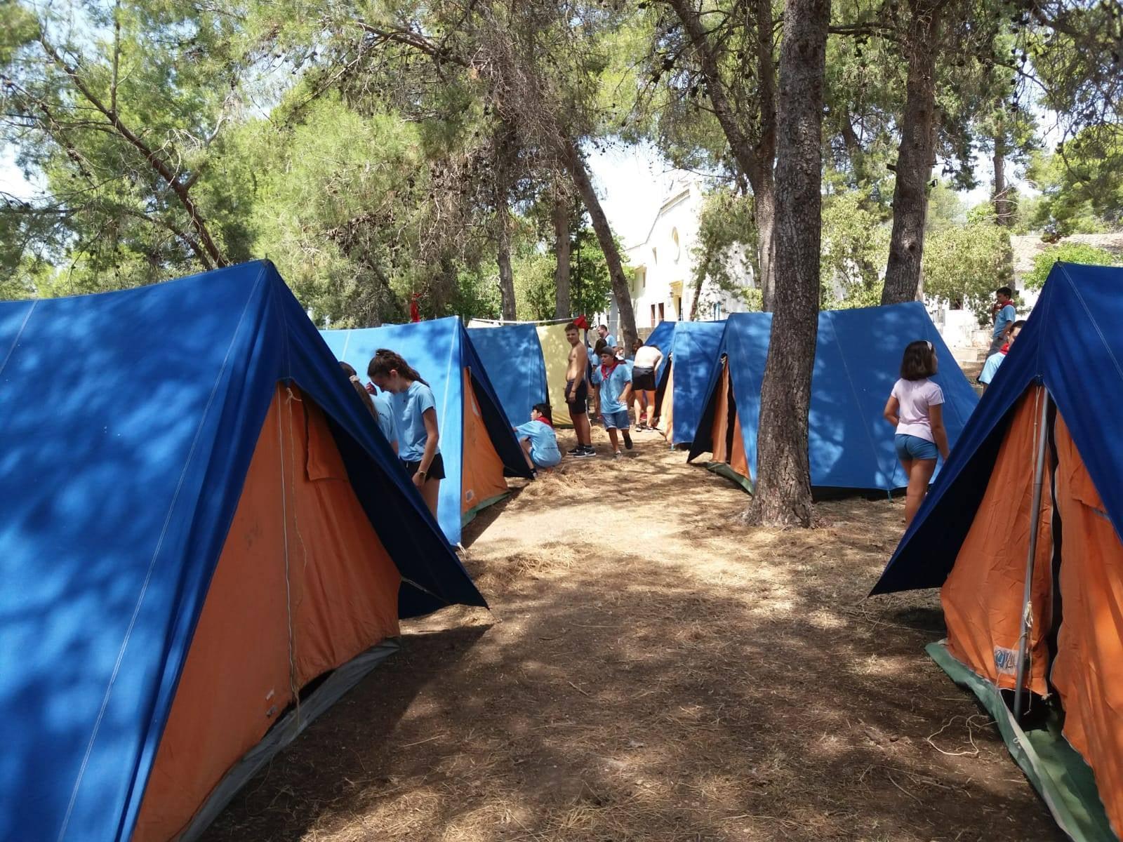 La incidència dibuixa un estiu sense campaments El Periòdic d'Ontinyent - Noticies a Ontinyent