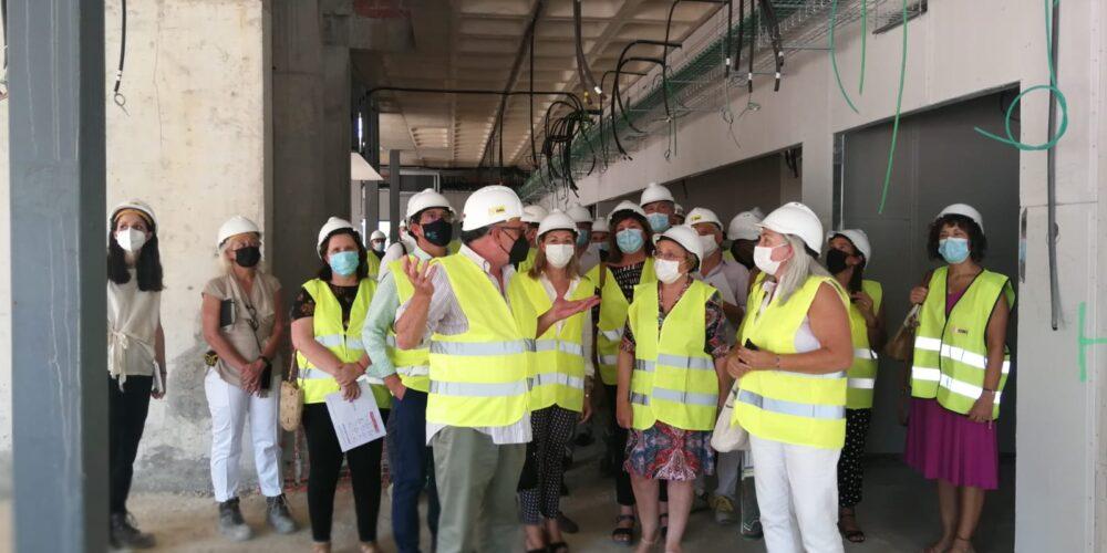El d'Ontinyent serà el primer hospital adaptat a la COVID-19