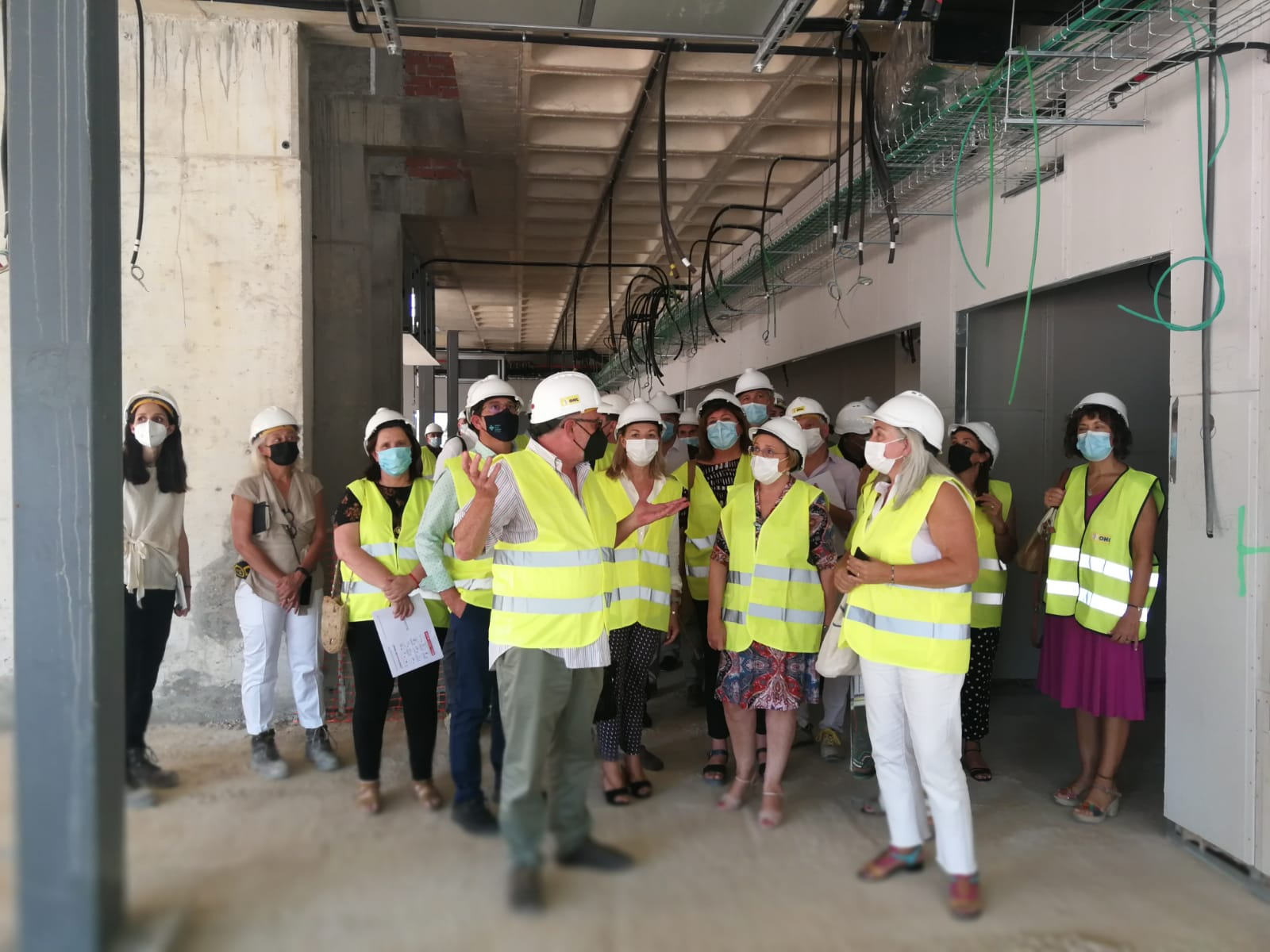 El d'Ontinyent serà el primer hospital adaptat a la COVID-19 El Periòdic d'Ontinyent - Noticies a Ontinyent