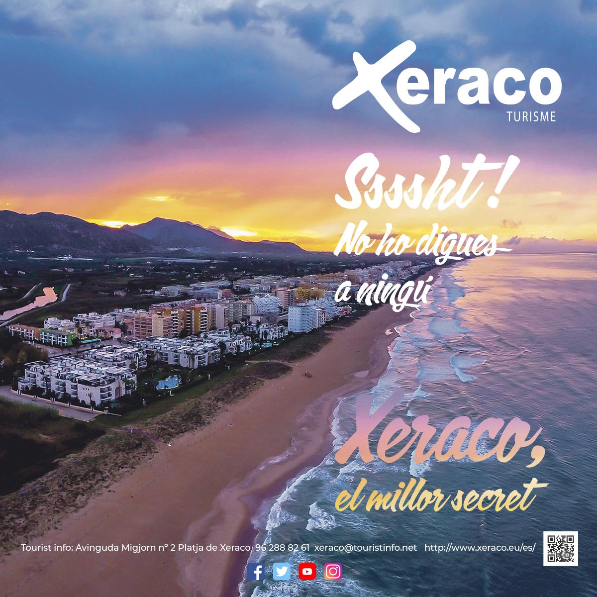 Xeraco inicia la seua promoció turística a les comarques d'interior El Periòdic d'Ontinyent - Noticies a Ontinyent