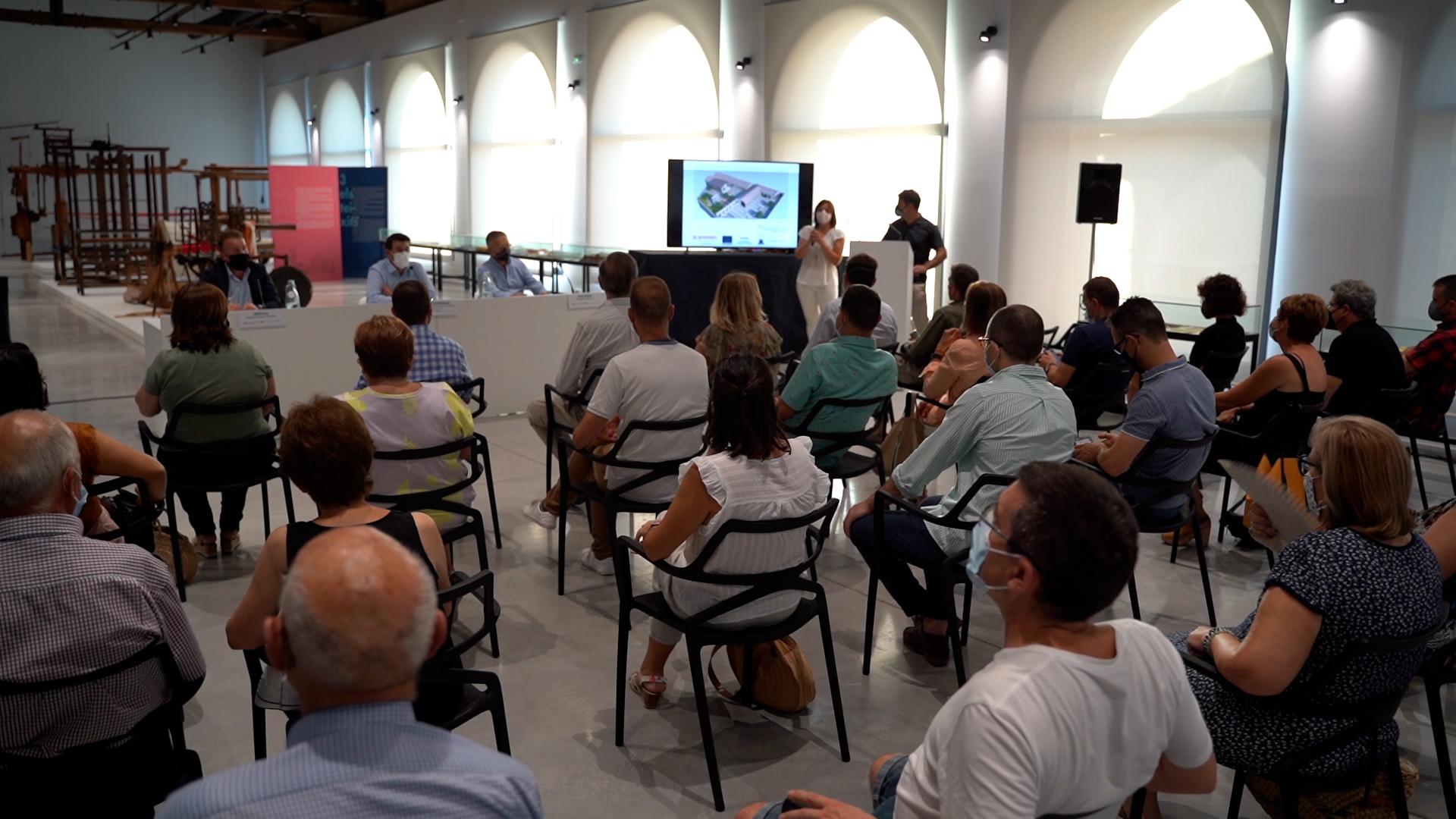 El Museu Tèxtil: un motor per a impulsar Ontinyent El Periòdic d'Ontinyent - Noticies a Ontinyent