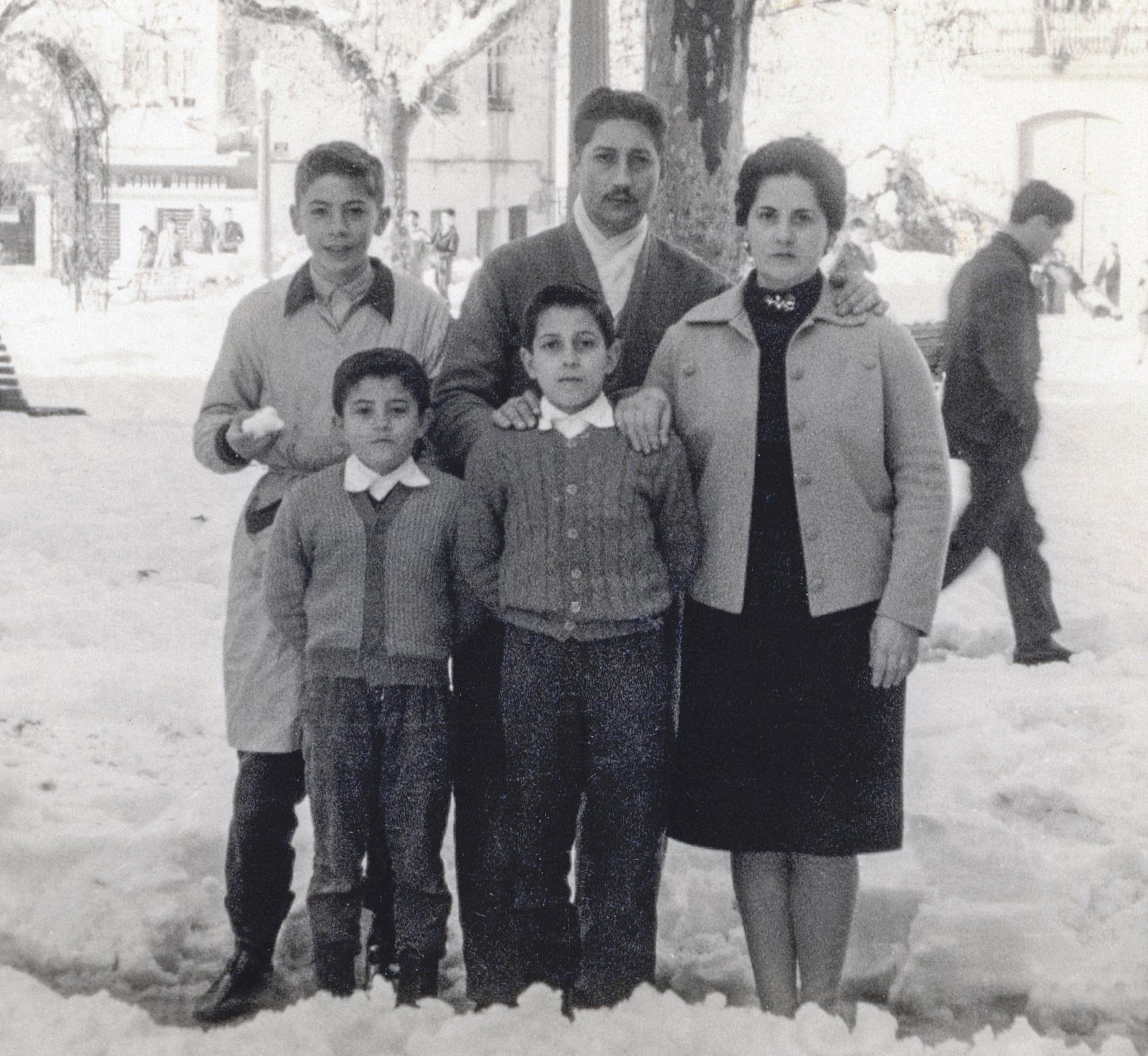 La família emprenedora del bar Jauja El Periòdic d'Ontinyent - Noticies a Ontinyent
