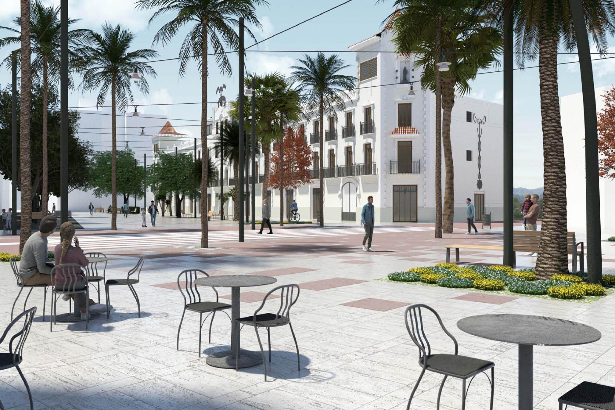 Una plaça de la Concepció molt Sant Domingo El Periòdic d'Ontinyent - Noticies a Ontinyent