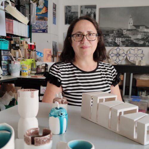 """""""La ceràmica és com la vida: vivim per a aprendre i mai no ho sabem tot"""""""