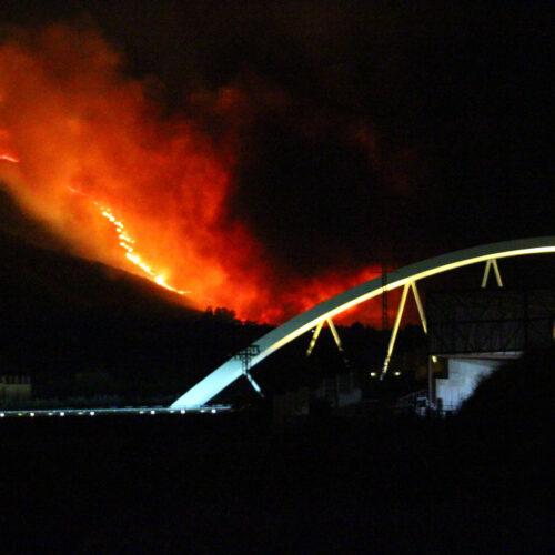 Es compleixen 11 anys del gran incendi que va afectar la comarca