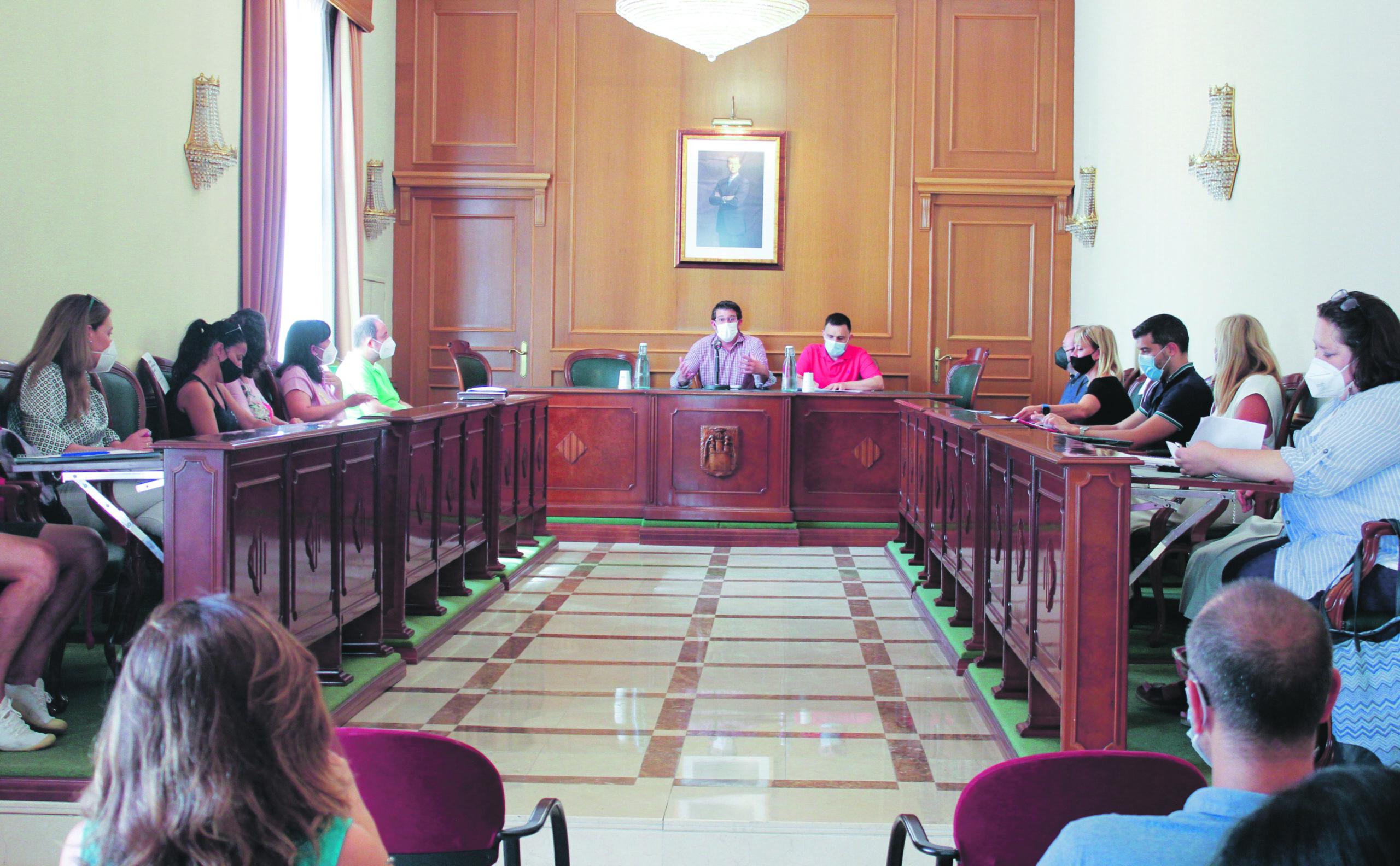 La Covid-19 envia l'inici de curs a examen El Periòdic d'Ontinyent - Noticies a Ontinyent