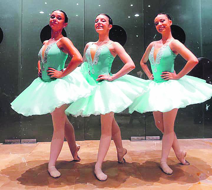Masters Ballet: fer el pas a Ontinyent, pegar el salt a l'estranger El Periòdic d'Ontinyent - Noticies a Ontinyent