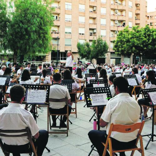 Concert de la Unió, en suport a la candidatura de les bandes com a Patrimoni Immaterial