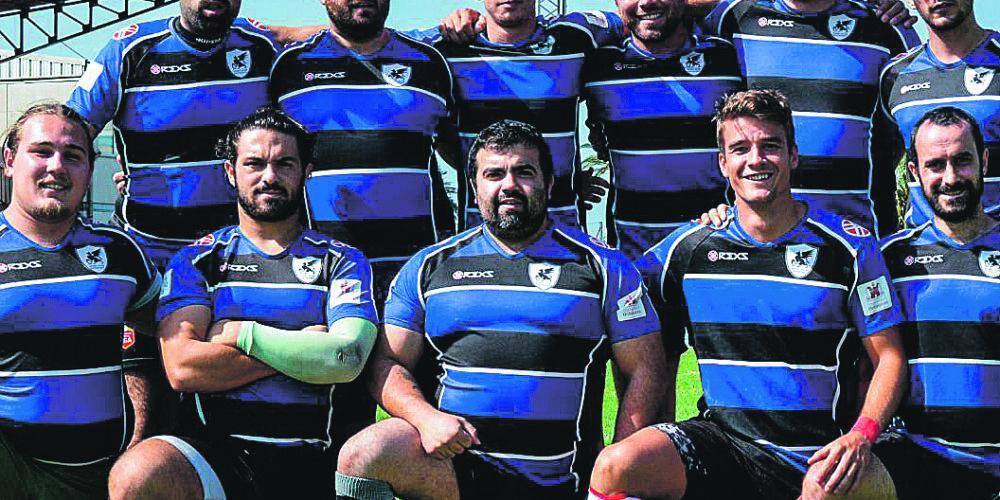 La solidaritat traspassa fronteres i arriba al Rugby ontinyentí
