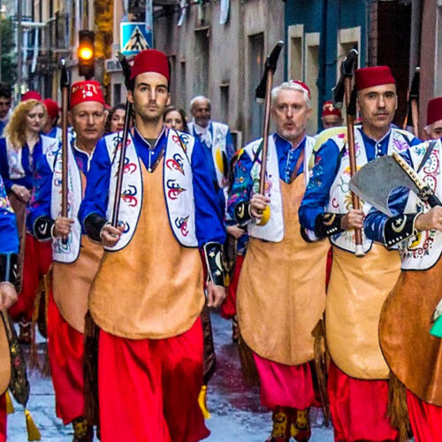Conselleria autoritza Moros i Cristians en batalló i amb mascareta