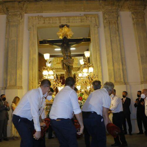 La Missa Solemne s'avança fins a les 19:00 hores el diumenge
