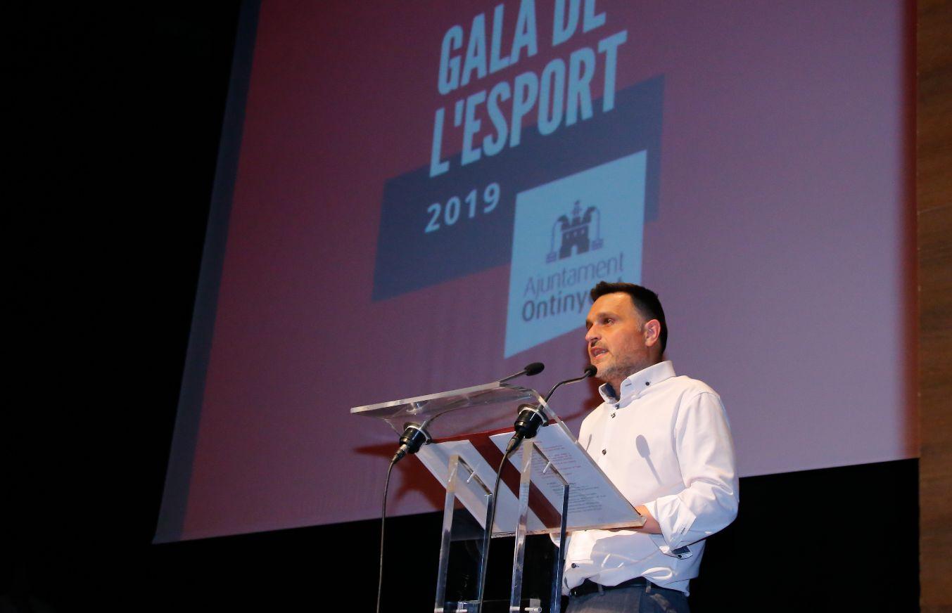 Dos anys després, la Gala de l'Esport premia als esportistes locals en l'Echegaray a causa de la pluja El Periòdic d'Ontinyent - Noticies a Ontinyent