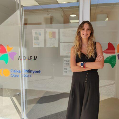 Sara Ureña talla les etiquetes lligades a la salut mental i insta a acudir al psicòleg