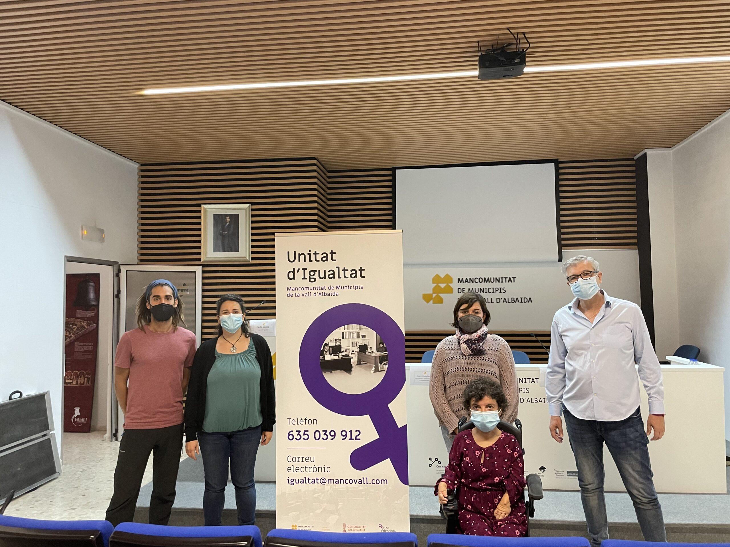 La programació de la Unitat d'Igualtat, la millor arma per combatre les violències masclistes El Periòdic d'Ontinyent - Noticies a Ontinyent