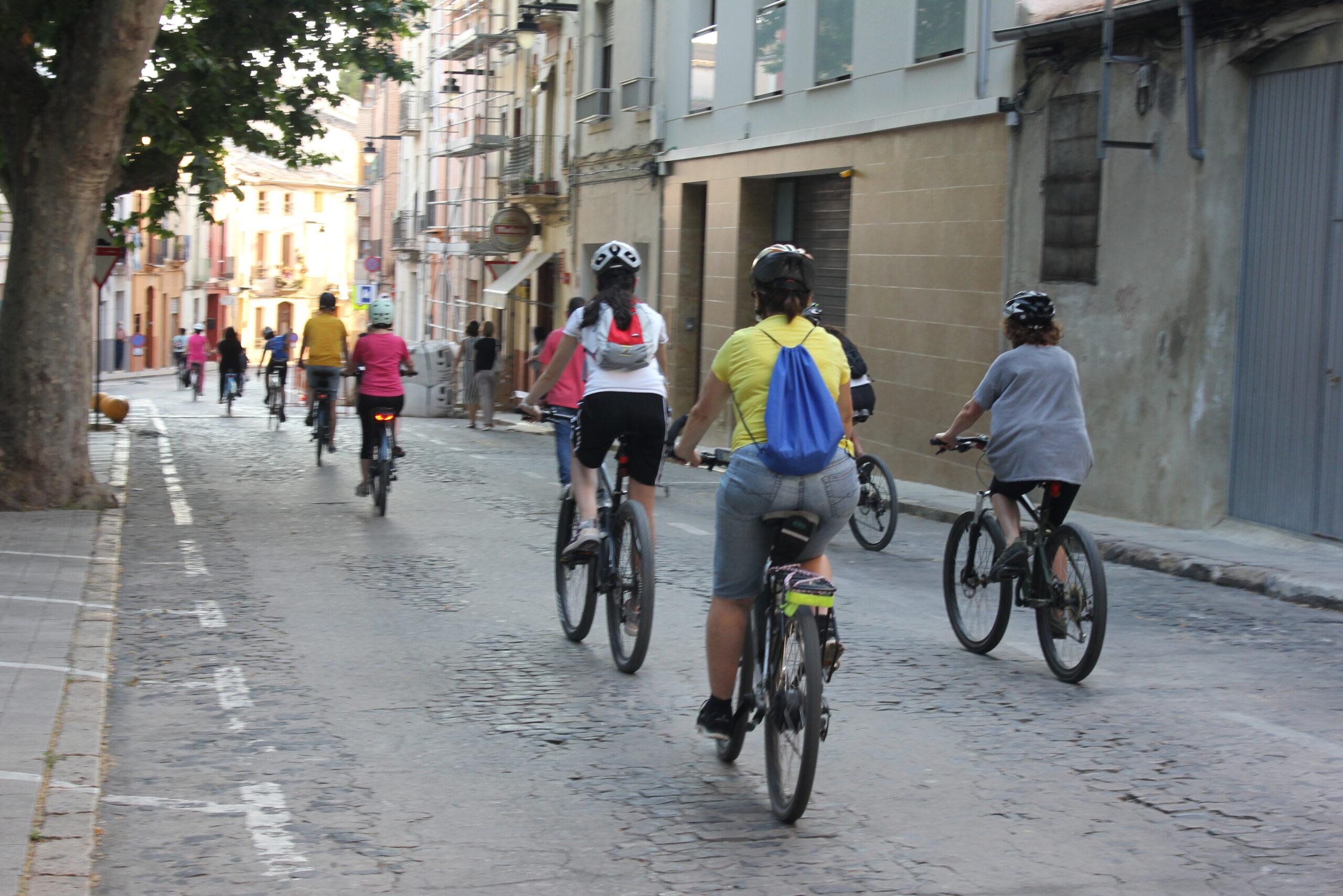 Ontinyent sensibilitza sobre la 'Ciutat a 30' en el Dia Mundial Sense Cotxes El Periòdic d'Ontinyent - Noticies a Ontinyent