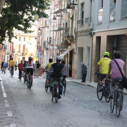 S'ajorna el Dia Mundial Sense Cotxes a causa de la pluja fins al 25 de setembre