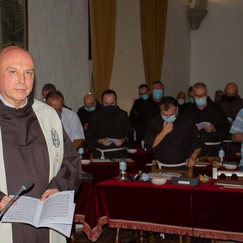 El Pare Guardià del Convent, elegit màxim responsable dels franciscans d'Espanya