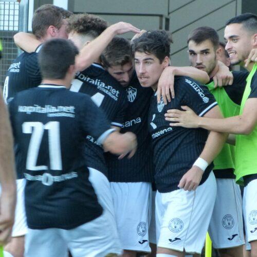 Sang, suor i llàgrimes per a la primera victòria de l'Ontinyent a Muro  (0-1)