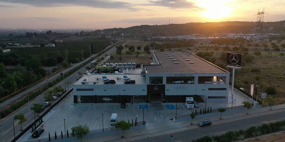 Mercedes-Benz Baronia celebra la inauguració de la nova seu a Torrent