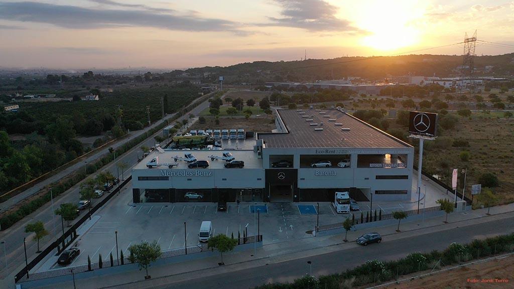 Mercedes-Benz Baronia celebra la inauguració de la nova seu a Torrent El Periòdic d'Ontinyent - Noticies a Ontinyent