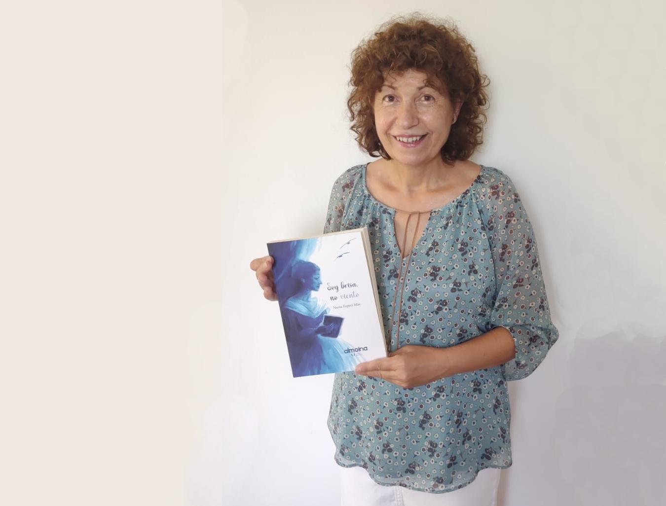 Un homenatge a Ontinyent descansa en les línies de la nova novel·la de Nuria Espert El Periòdic d'Ontinyent - Noticies a Ontinyent
