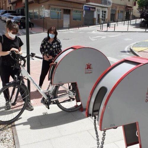 Ontinyent es mou en bicicleta cap a un futur més sotenible