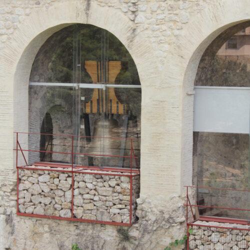 Petra i Santa Àgueda, les primeres joies del que serà el Museu Campaner d'Ontinyent