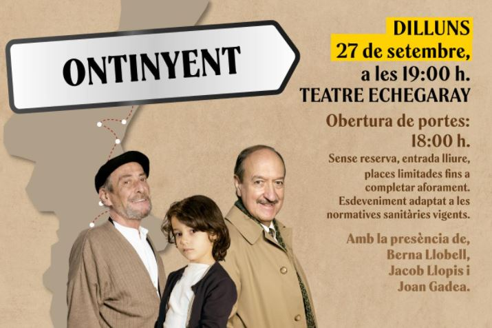 L'Alqueria Blanca, aquesta vesprada al Teatre Echegaray El Periòdic d'Ontinyent - Noticies a Ontinyent