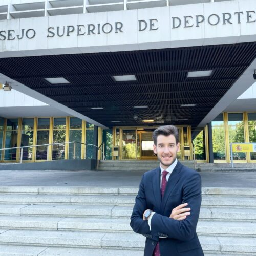 Fernando Molinero és nomenat subdirector de règim jurídic del CSD