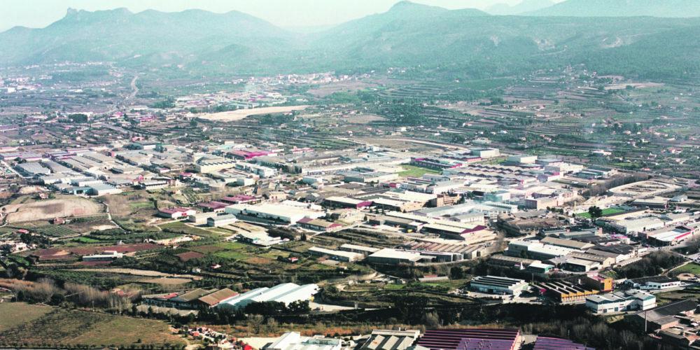 Ontinyent, la ciutat amb el major índex d'indústria de la província