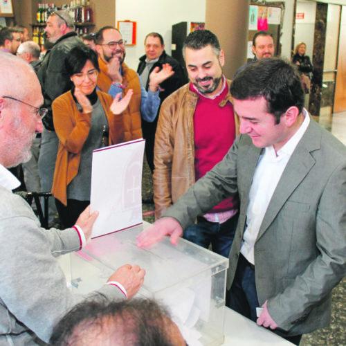Festers enceta el procés electoral amb Vicent Pla a la vista