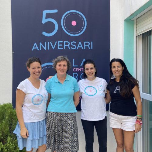 Cinquanta anys girant 'La Roda' de l'educació a la ciutat