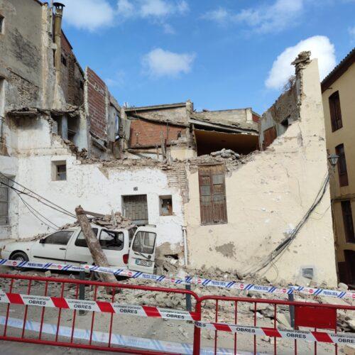 La rehabilitació: el pilar sobre el que deurien recolzar-se les cases de la Vila