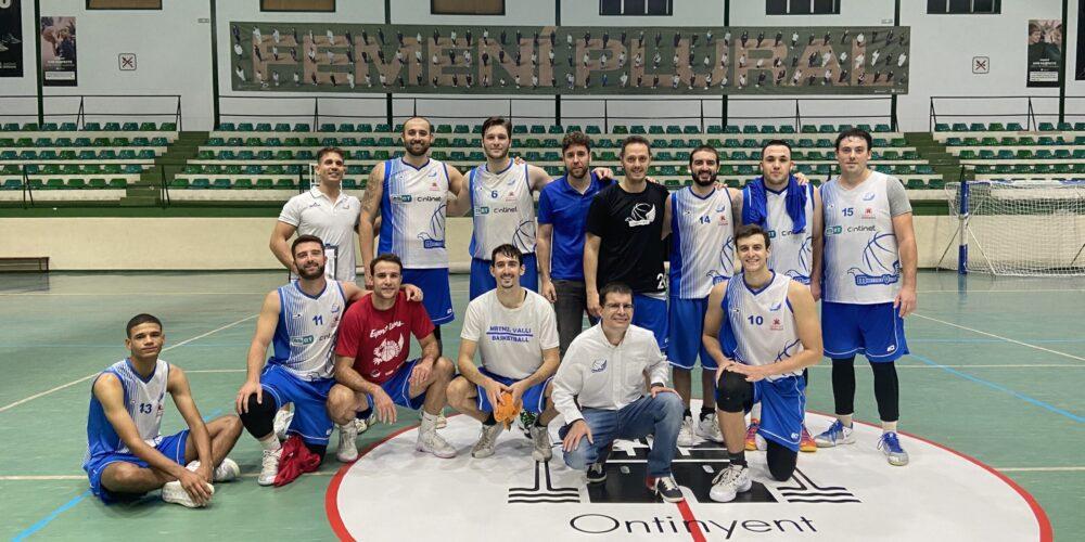 S'inicia la lliga per als equips del Club Martínez Valls Bàsquet