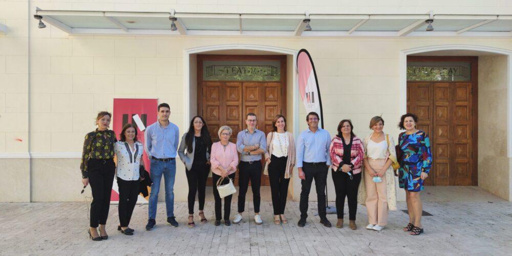 Comerç In celebra el seu creixement fins als 100 associats al Teatre Echegaray
