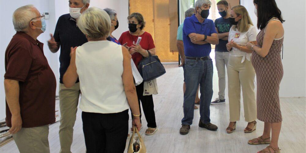 El Centre Cívic de Sant Josep obri les seues portes el 25 d'octubre al parc Mestre Ferrero