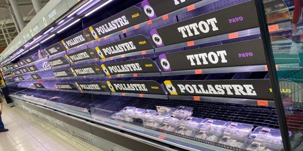 Es compleix un any de l'estratègia 6.25 de Mercadona per a la reducció de plàstic